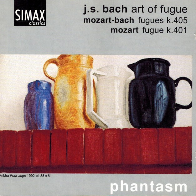 Bach & Mozart: Art of Fugue